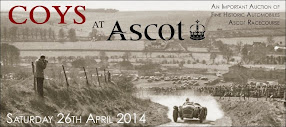 Coys Auction - Ascot Racecourse