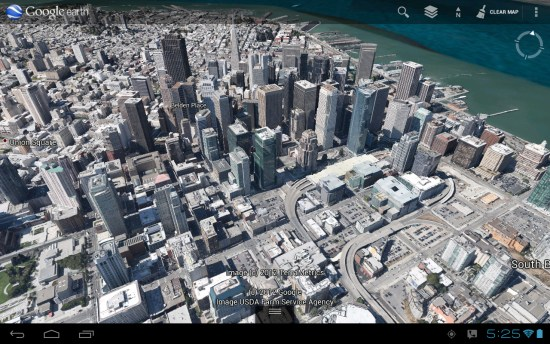 Google Earth 7.0 for android