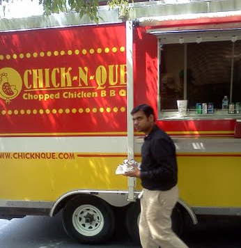 Cryptonaut In Exile Another Day Another Food Truck Chicknque