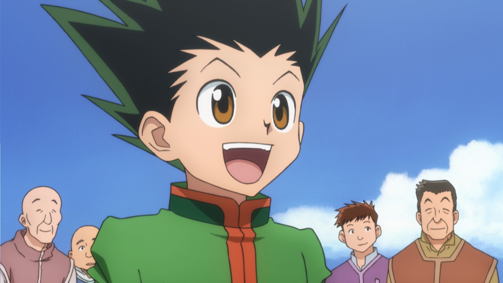 Animax Community: Hunter x Hunter 獵人(新版) on Animax