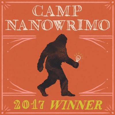 CampNaNoWriMo 2017