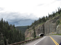 Tunnel - Wold Creek Pass