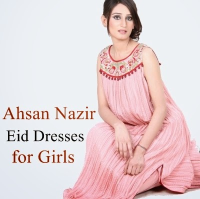 Ahsan Nazir Bridal Eid Collection 2014