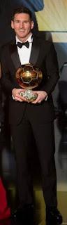 Lionel Messi, soccer, Ballon d'Or