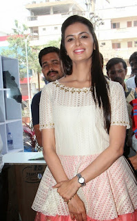 Actress Meenakshi Dixit Latest Pictures at Yes Mart Launch  12.jpg