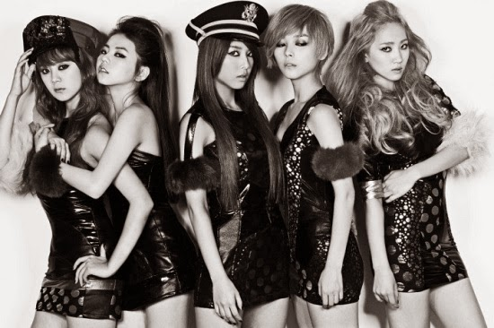 Profil dan Biodata Wonder Girls