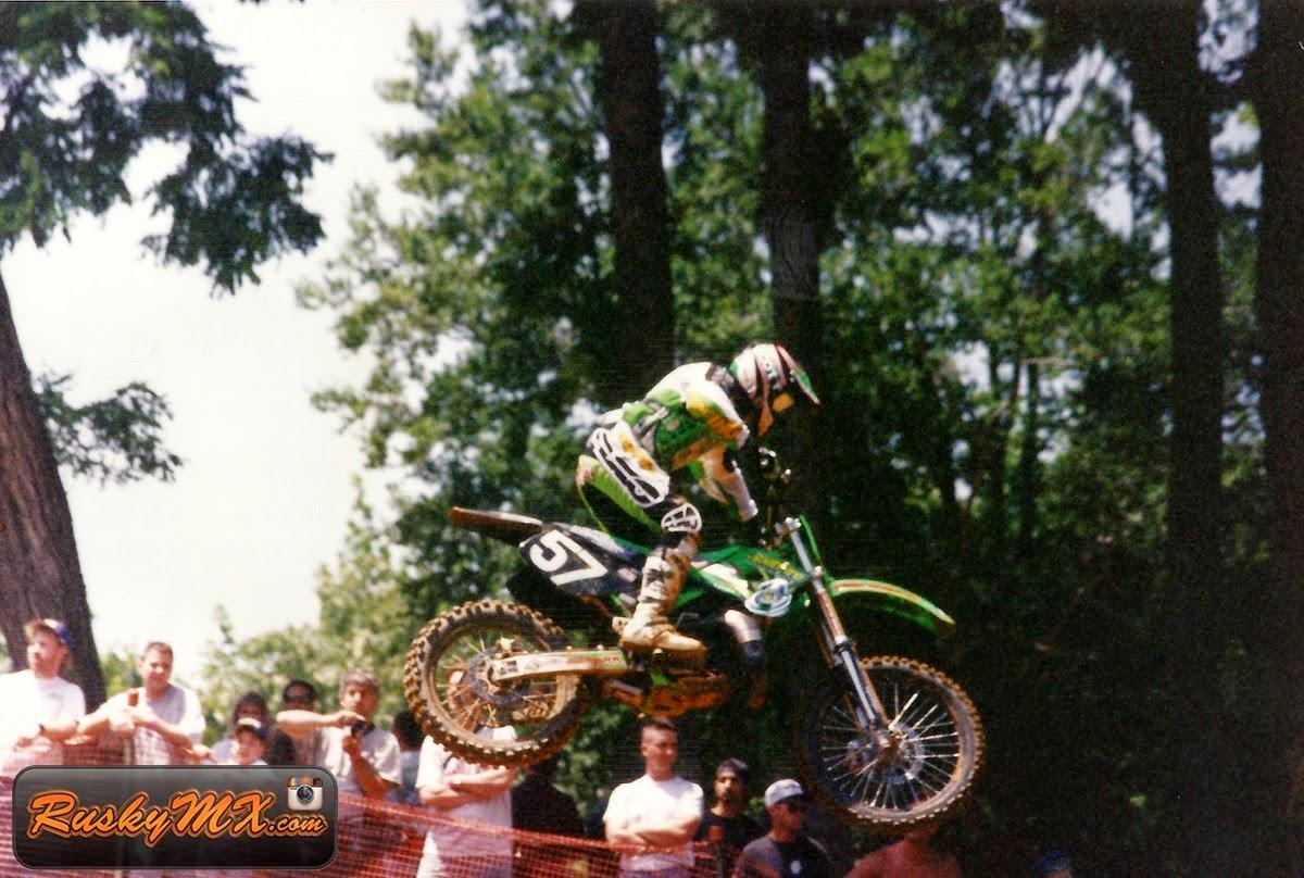 David Pingree Budds Creek 1997