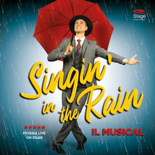 """""""SINGIN'G IN THE RAIN"""" regia di Chiara Noschese"""
