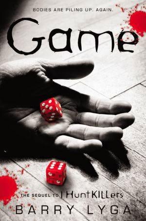 http://www.amazon.com/Game-Sequel-I-Hunt-Killers/dp/0316125857/ref=sr_1_3_twi_2?ie=UTF8&qid=1418679317&sr=8-3&keywords=barry+lyga