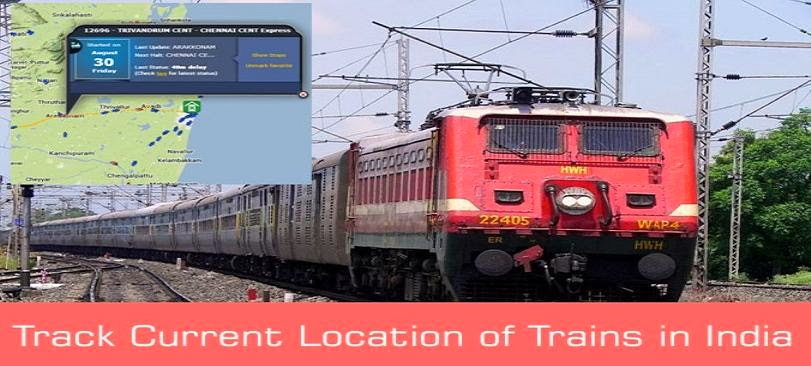 सीट उपलब्धता, Train Live Status, Complaint and Solutions, Special and New Trains Information