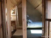 De badkamer & de kleine slaapkamer