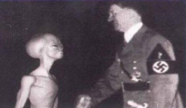 Οι Γερμανοί άρια φυλή vril την κοπάνησε με την βοήθεια εξωγήινων !