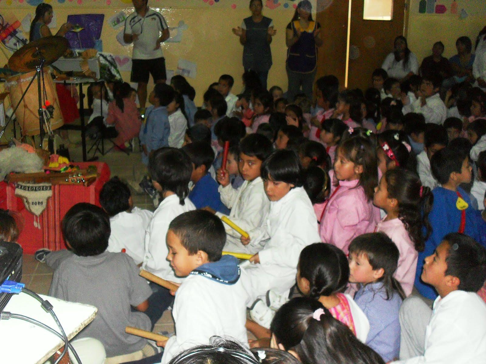 La maroma bariloche escuela 320 y jard n 61 marzo 2012 for Jardin 61 bariloche