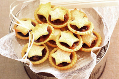 Fruit mince tarts Recipe