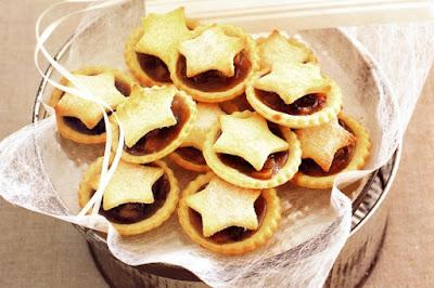 Fruit mince tarts Recipe