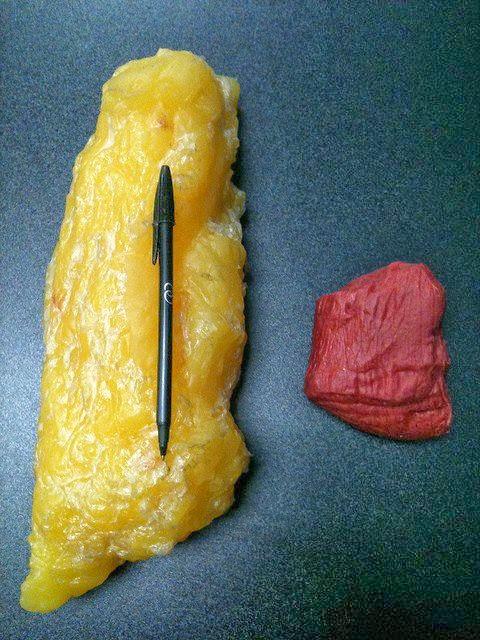 Разликата между килограм мазнини и килограм мускул