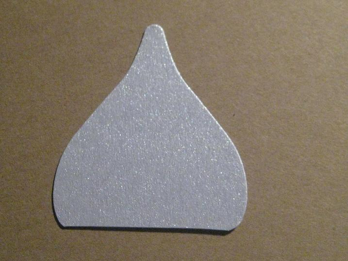 Hershey Kiss Template - FREE DOWNLOAD