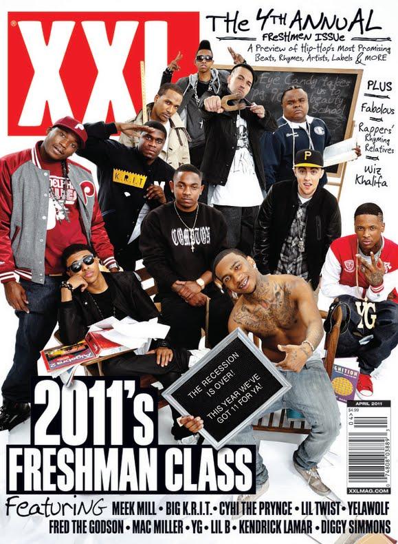 xxl freshmen 2011. Obviously XXL#39;s 2011 freshmen