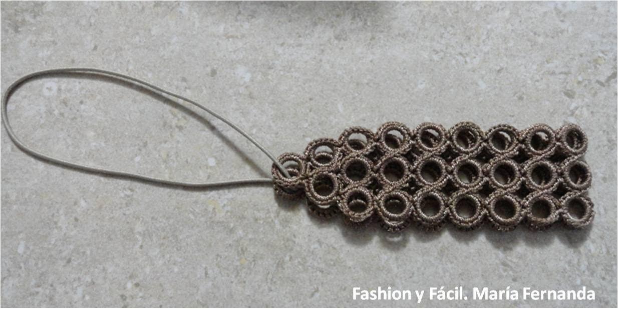 Fashion y Fácil DIY: Cintillo o vincha para el cabello hecha con ...