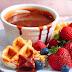 Wicked chocolate fondue recipe