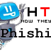 HTH : Phishing / Buat web palsu