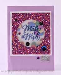 February Featured Card Designer!