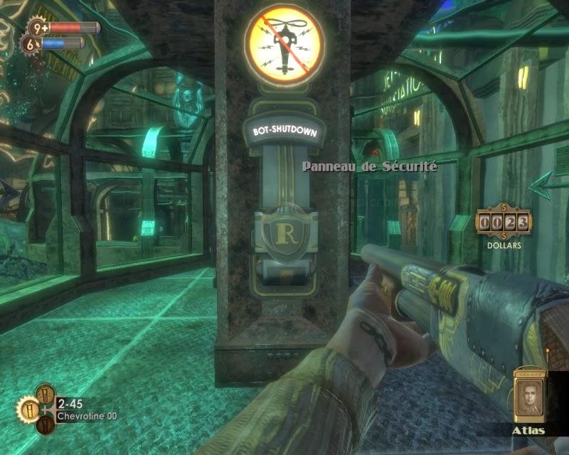اشهر العاب الاكشن والمهمات الرائعة BioShock كاملة حصريا تحميل مباشر BioShock+3