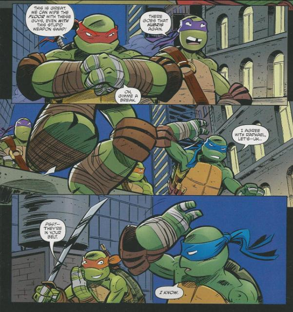 Free Comic Book Day 2013: TMNT Entity: TMNT New Animated Adventures (Free Comic Book