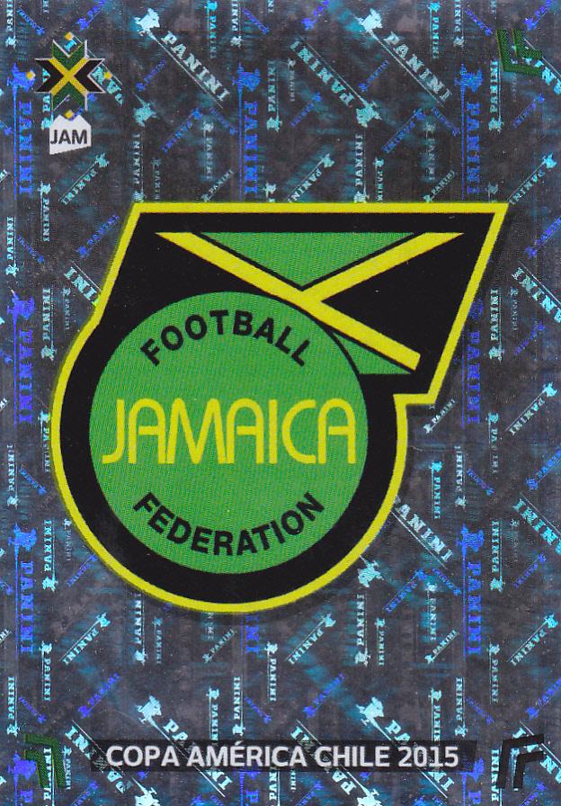 Cromos Jamaica Stickers Colecci 243 N Panini Copa Am 233 Rica