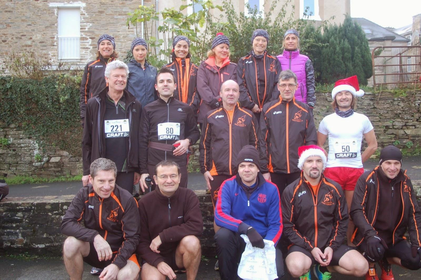 Trail Urbain de Lannion 2014