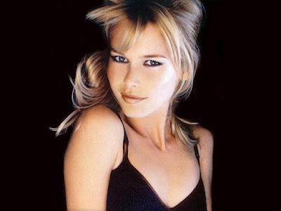 Super Model Claudia Schiffer Wallpaper