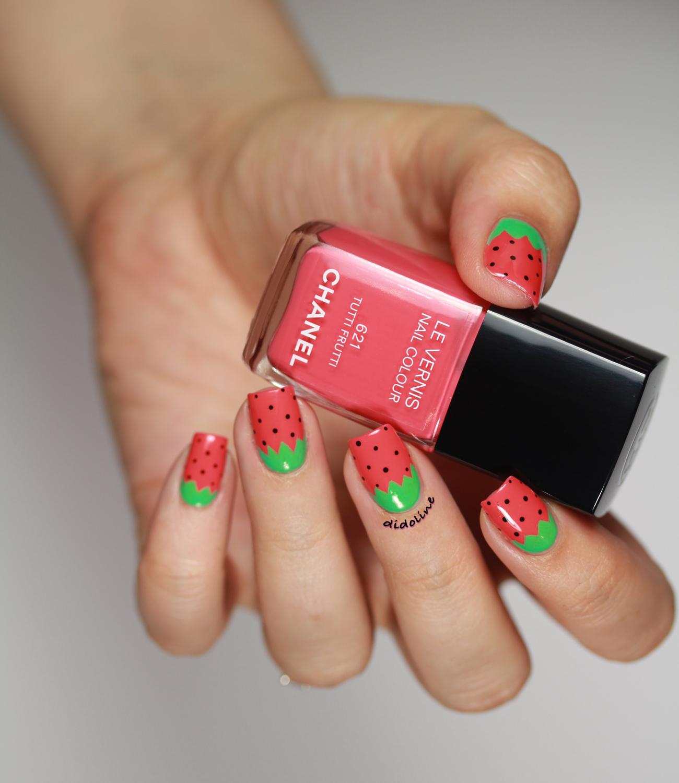 Tutti Frutti Nails: Didoline's Nails