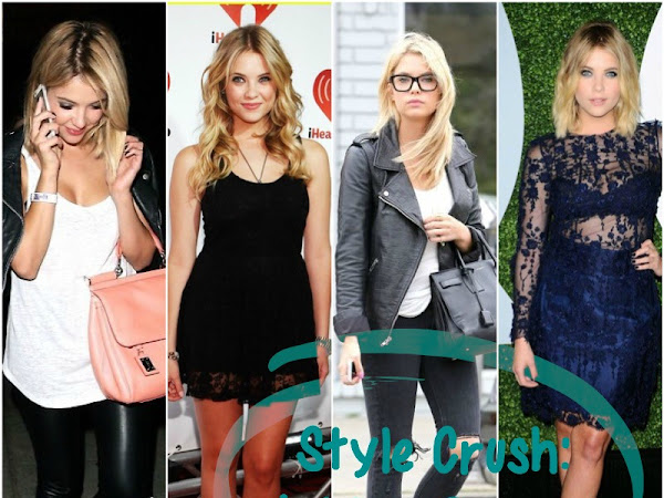 Style Crush: Ashley Benson