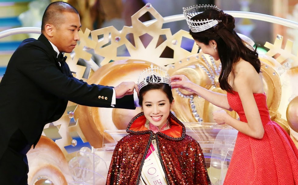 Miss Hong Kong 2014 winner Veronica Shiu