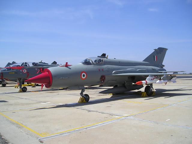 MiG-21 Fishbed