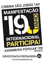 19/Junho A RUA É NOSSA!