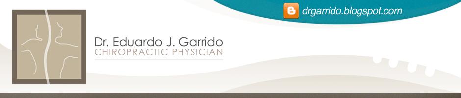 Dr. Eduardo Garrido Chiropractic Physician