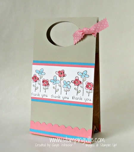 Party Favor Bag for gifts or treats