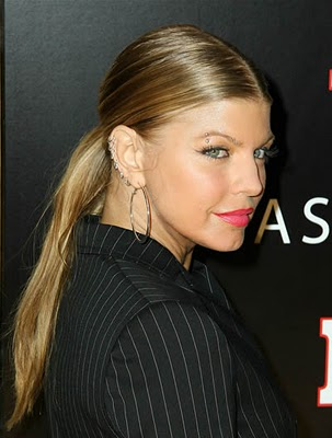 Fresh Look Celebrity Ponytail Hairstyles Gallery 11