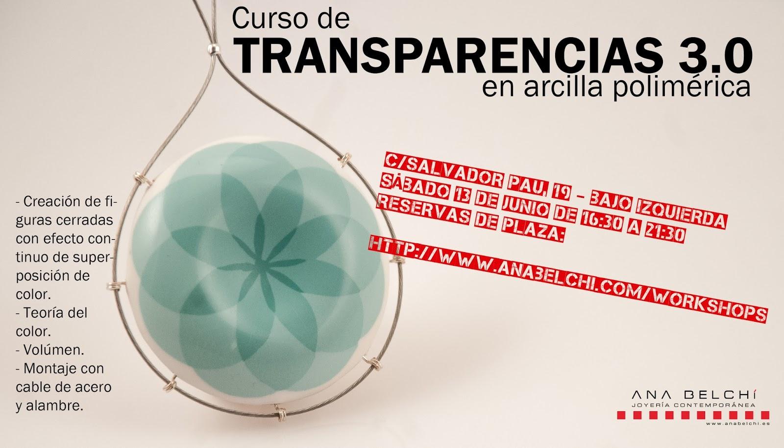 Ana belch cursos en junio zaragoza valencia alcobendas - Clases de manualidades en madrid ...