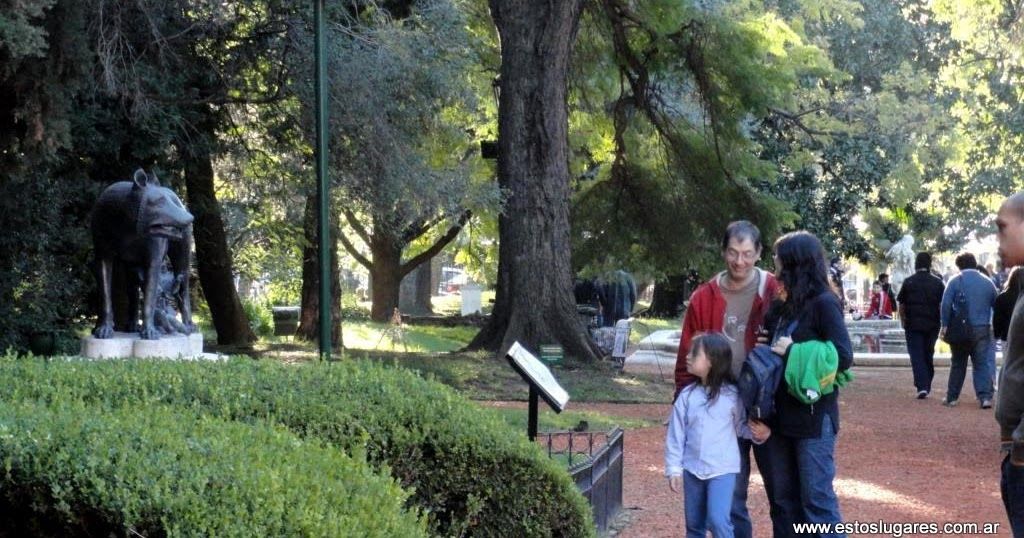 Estos lugares jard n bot nico palermo for Jardin botanico eventos