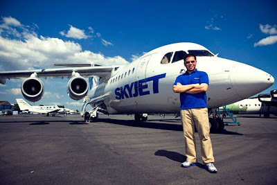 SkyJet CEO: It's More Fun in the Philippines, Not Just Boracay and Palawan
