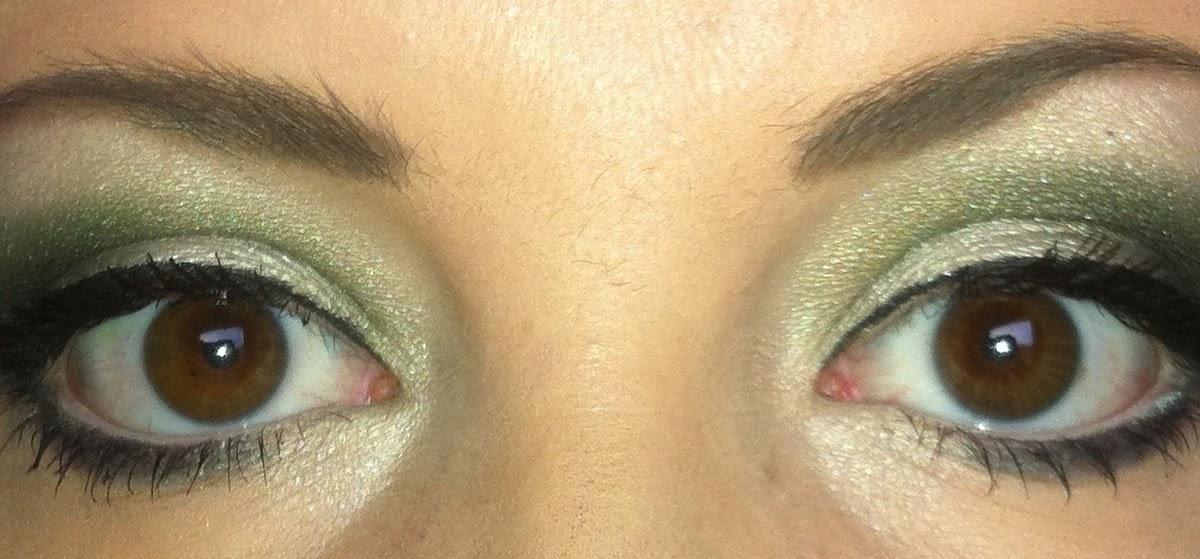kaestis.blogspot.de: Verschiedene Augen-Make-Up´s Teil 4