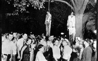 Photo: Lynching of Thomas Shipp and Abram Smith Indiana