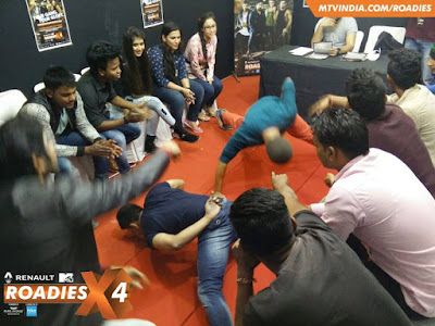 confirmed mtv roadies x4 contestants list with images and photos