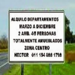 ALQUILER DE DEPARTAMENTOS