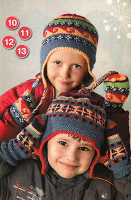 шапки для мальчика и девочки