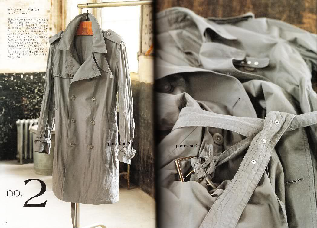 Mens jacket pattern making - Just Traditional Stylish Mens Clothes Thank You Japanese Pattern Book Now I Only Have To Wade My Way Through The Japanese Intructions