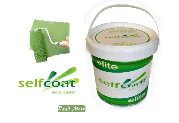 Green news for restaurateurs for Eco friendly paint