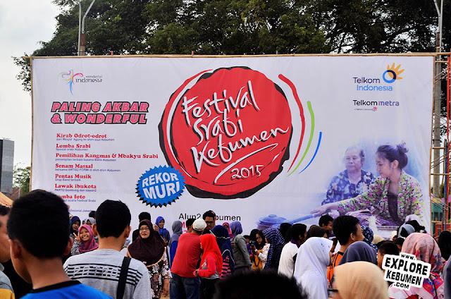 Festival Srabi Kebumen 2015